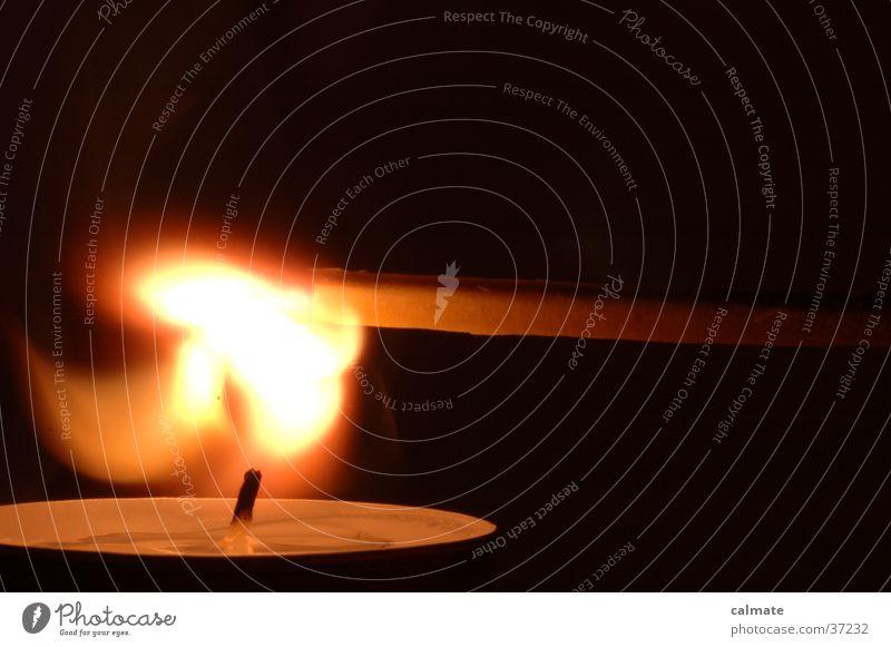 Blaze Candle Living or residing Match Tea warmer candle