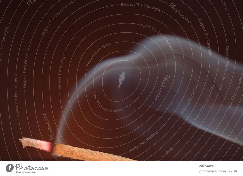 .:experiment with smoke:. # Joss sticks Light Dark Living or residing Smoke