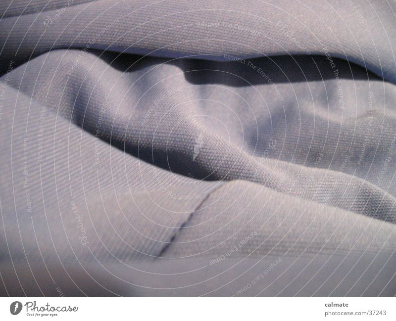 textile..light & shade... Textiles Light and shadow Leisure and hobbies Blue Track-suit top