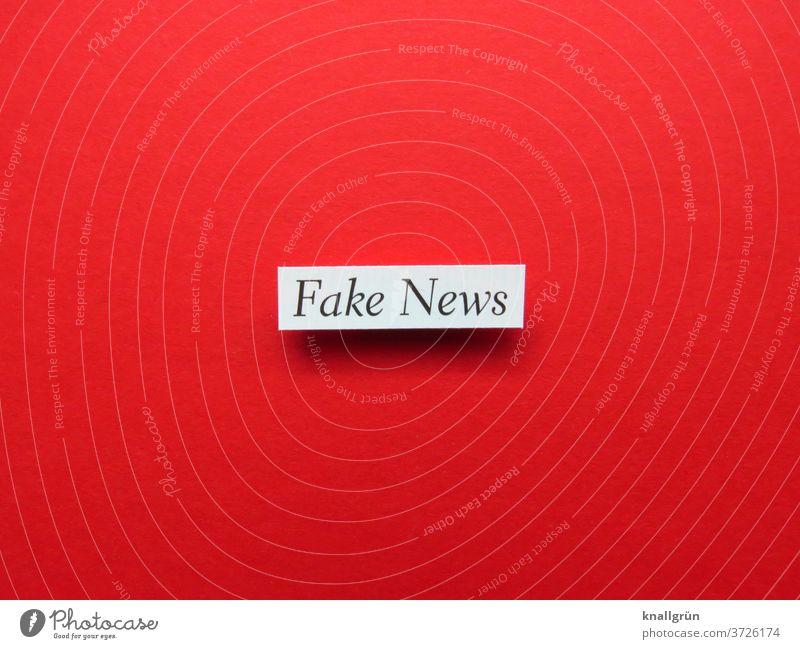 Fake News fake news Media Information False Journalism Print media Politics and state Newspaper Media industry opinion-forming Influence Manipulation peek