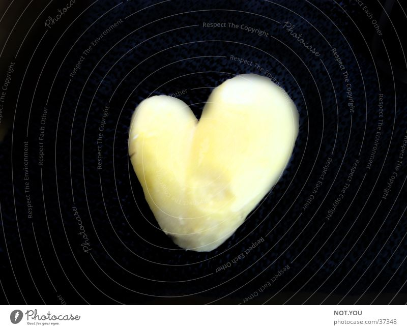 Love Nutrition Heart Appetite Potatoes Vegetable