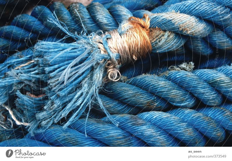 Vacation & Travel Blue Old White Colour Ocean Calm Beach Senior citizen Coast Orange Power Authentic Rope Simple Adventure