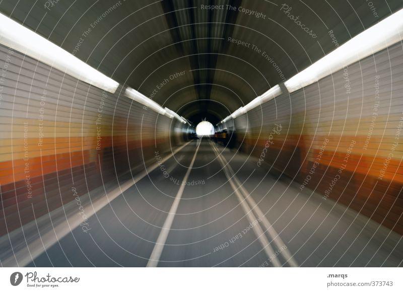 Street Lanes & trails Style Line Elegant Transport Design Speed Future Retro Driving Target Traffic infrastructure Tunnel Advancement Vanishing point