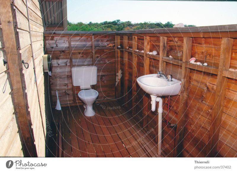 The special bathroom of Australia;-) Toilet Bathroom Living or residing restroom