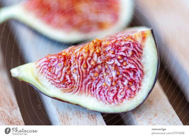 Fresh fig fruit on a wooden cutting board. 2017 Romania Timisoara background delicious dessert diet eating exotic food fresh gourmet group health healthy