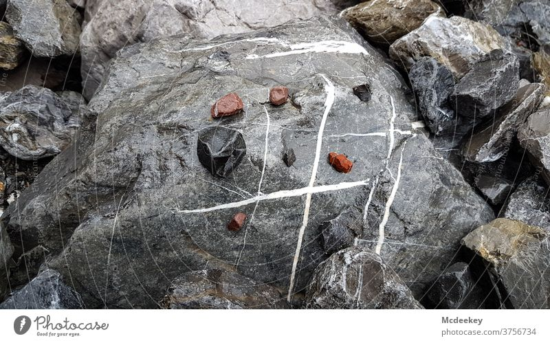 3 Wins Stone Toys game natural playground Nature natural spectacle Creativity creatively Wet Riverbed glacial stream glacial water Glacier Gravel Damp Minerals