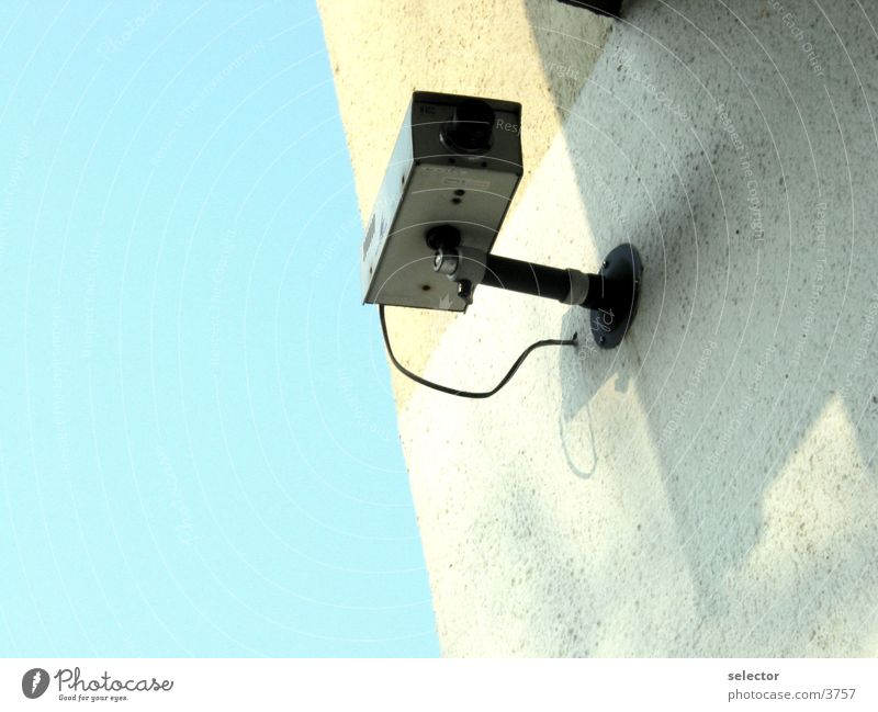 Camera Things Surveillance Objective