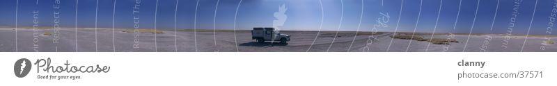 360° Sua Pan Botswana Salt flats Camping Munich Desert Sand Car Kubu Island