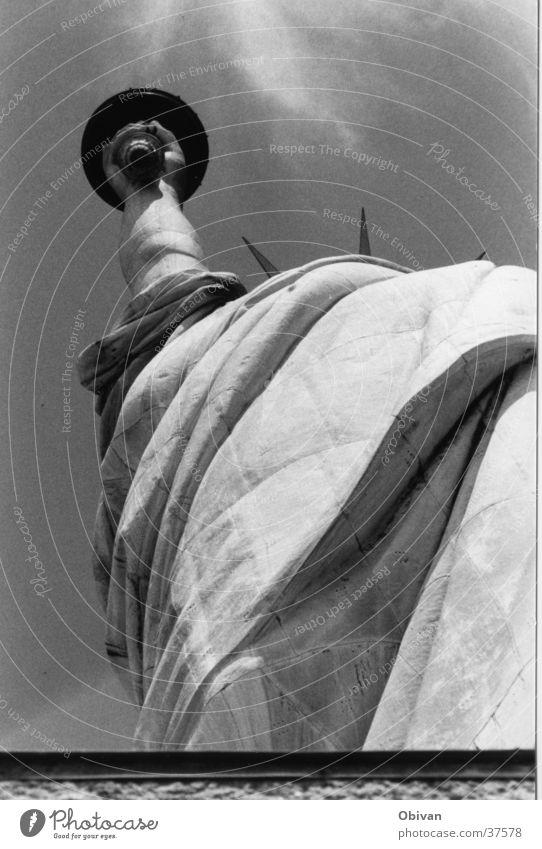 Statue of Liberty New York City USA had