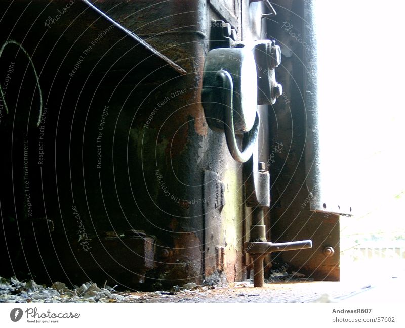 Railroad Technology Industrial Photography Engines Electrical equipment Steamlocomotive
