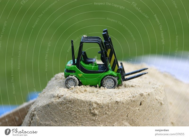 Sand Technology Toys Electrical equipment Forklift truck