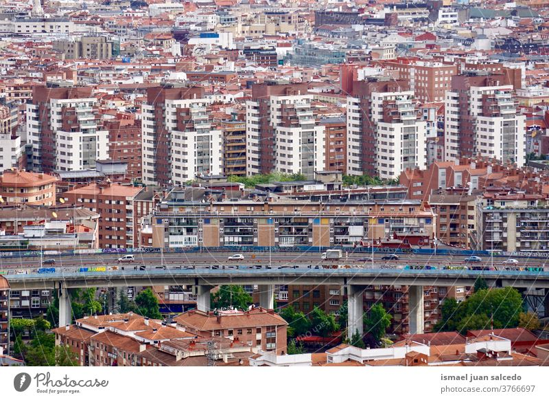 cityscape and architecture of Bilbao, Spain. travel destination facade building structure construction view city view windows roof house home street outdoors
