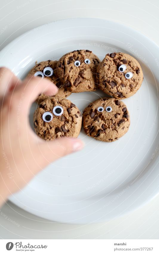 Eyes open when buying chocolate Food Dessert Candy Nutrition Eating Brown Emotions Moody cookies Calorie Alluring Sweet Life Funny Chocolate Hand Grasp Appetite