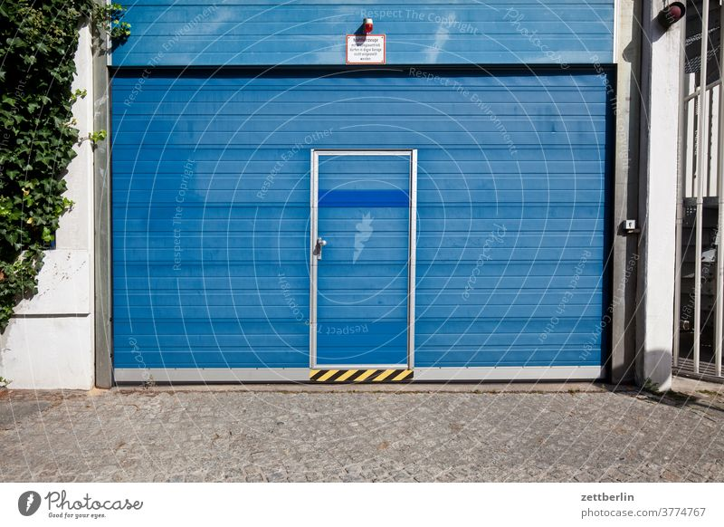 door in gate Architecture Berlin office city Germany Harbour House (Residential Structure) Sky downtown Middle Modern New building urban Administration Goal
