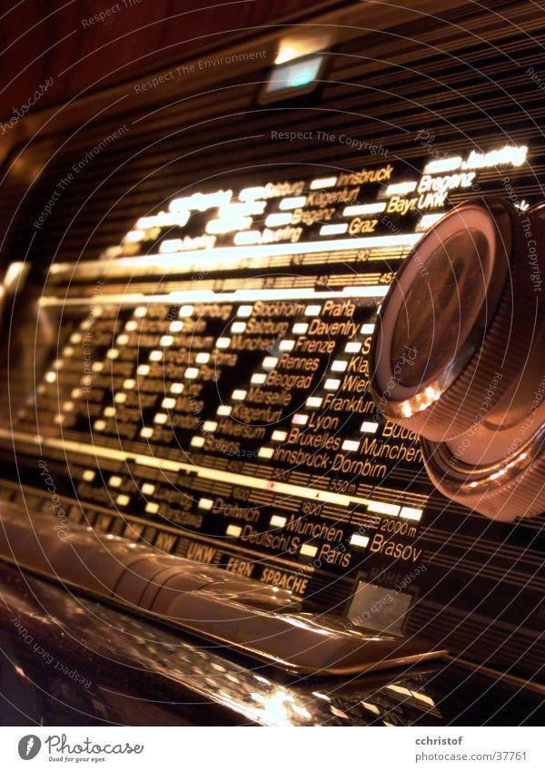 radio Sixties Nostalgia Living or residing Radio (broadcasting) Music Old