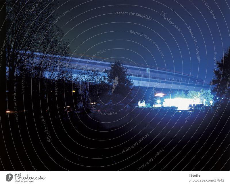 Blue Bridge Highway Petrol station