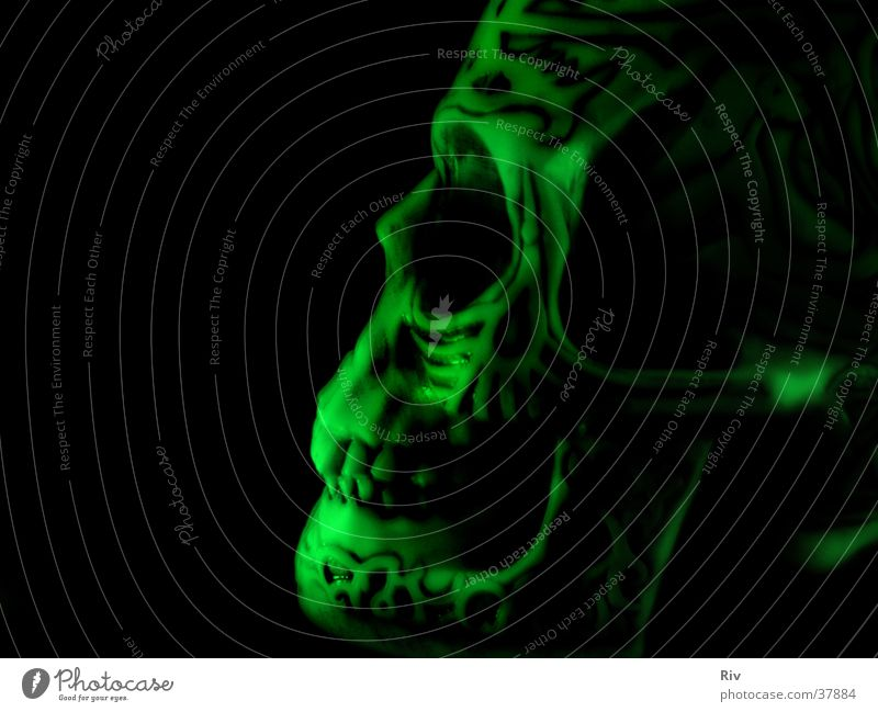Green Black Death Dark Gray Fear Creepy Obscure Evil Ghosts & Spectres  Eerie Hell Devil Skeleton Monster Murder