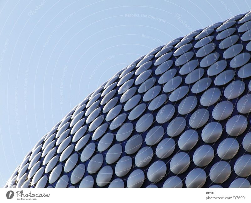 Sky Architecture Roof Great Britain Birmingham