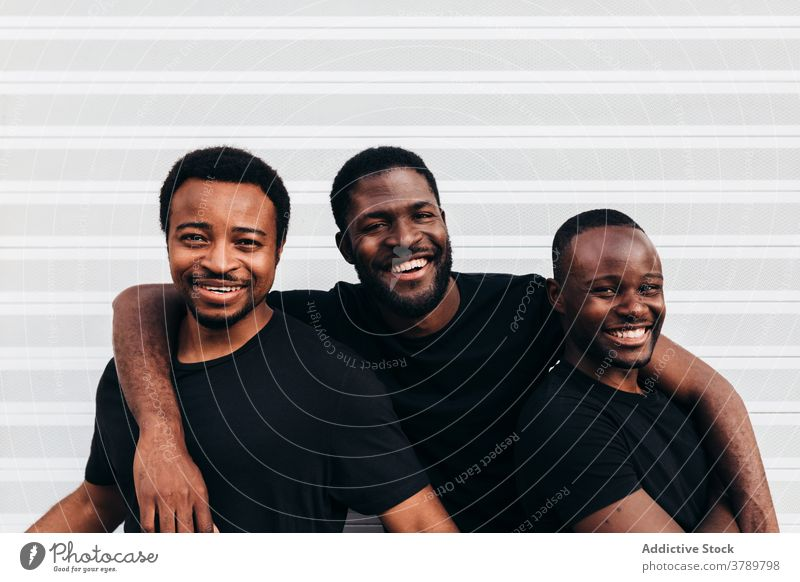 Black cool guys posing over white background portrait black african person young happy male adult american man casual handsome face people confident attractive