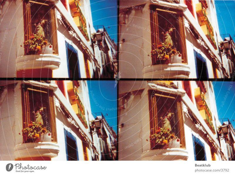 Religion and faith Christianity Lomography Virgin Mary Ibiza Icons