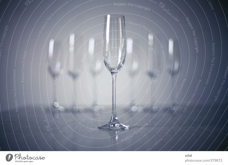 Blue Cold Style Gray Feasts & Celebrations Design Elegant Glass Event Middle Alcoholic drinks 7 Sparkling wine Vignetting Champagne Prosecco