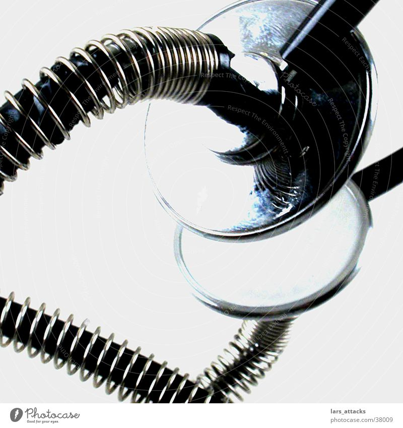 stethoscope art Stethoscope Listening Obscure art project Feather Looking Metal