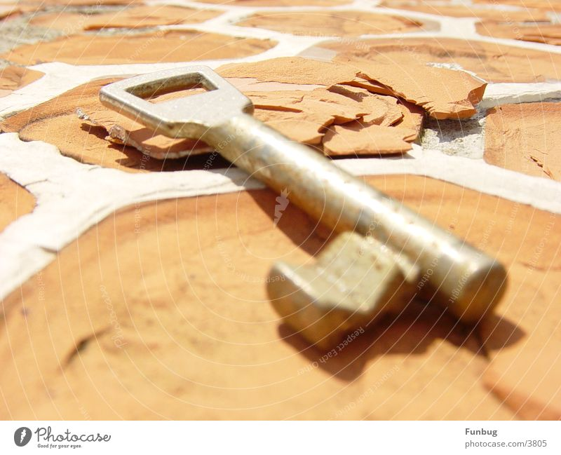 metal keys Key Terracotta Argument Undo Close Craft (trade) Metal Rust Success Fluid rusty conflict open solution