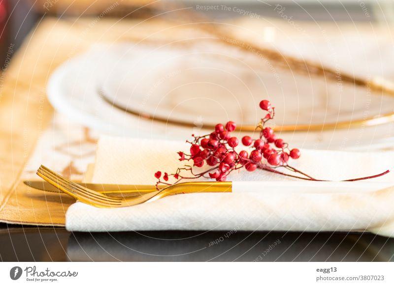 Elegant table set for Christmas dinner advent arrangement candle celebrate celebration champagne cutlery decor decorate decoration decorative design diner