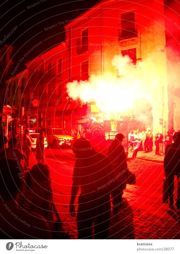 Street Feasts & Celebrations Blaze Europe Spain School trip Ávila