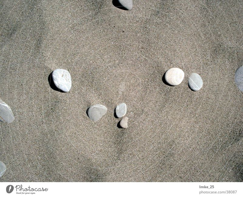 Stones in the sand Turkey Gravel Background picture Beach Ocean Sand Beach dune