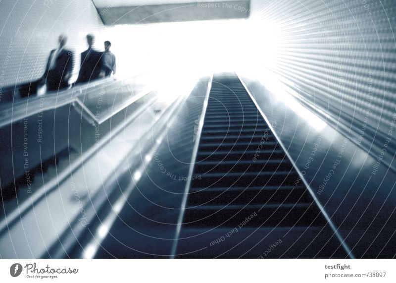 escalator Escalator Railroad Underground London Underground Human being Dark San Francisco Americas Light Town Transport Underpass Movement moving train Bright