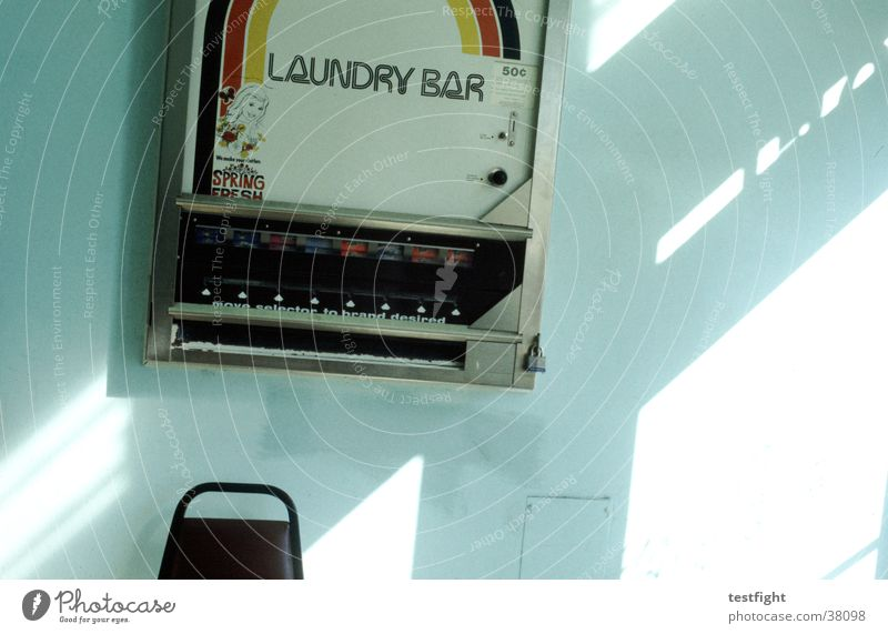 laundry bar Laundry Soap Vending machine Store premises Town San Francisco Americas Wall (building) Services Chair Room USA Sun Wall (barrier)