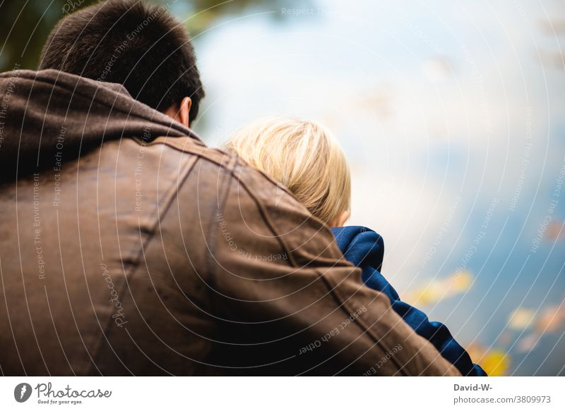 cohesion - father and child Father Child Considerate at the same time Responsibility Love Safety (feeling of) proximity Trust Parents