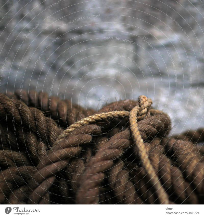 rope team Church Wall (barrier) Wall (building) Rope hemp rope Old Historic Relationship Elegant Apocalyptic sentiment Resolve Eternity Accuracy Competent