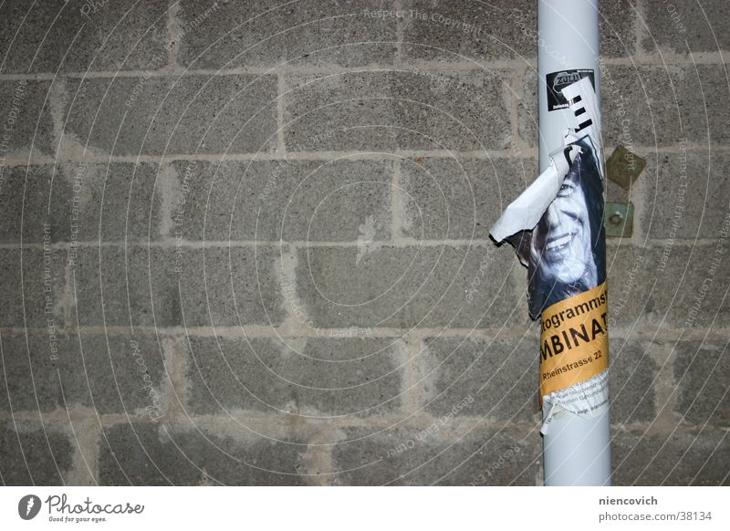 City Wall (building) Wall (barrier) Transience Things Concert Lantern Poster Street lighting Poster