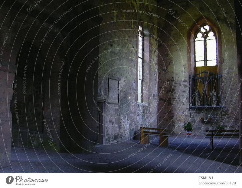 Architecture Ruin Altar