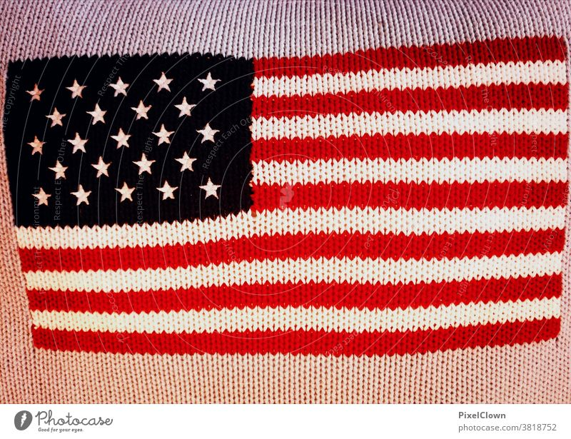 America faces a historic election Americas USA Flag Patriotism American Flag Pillows, living, Presidential election