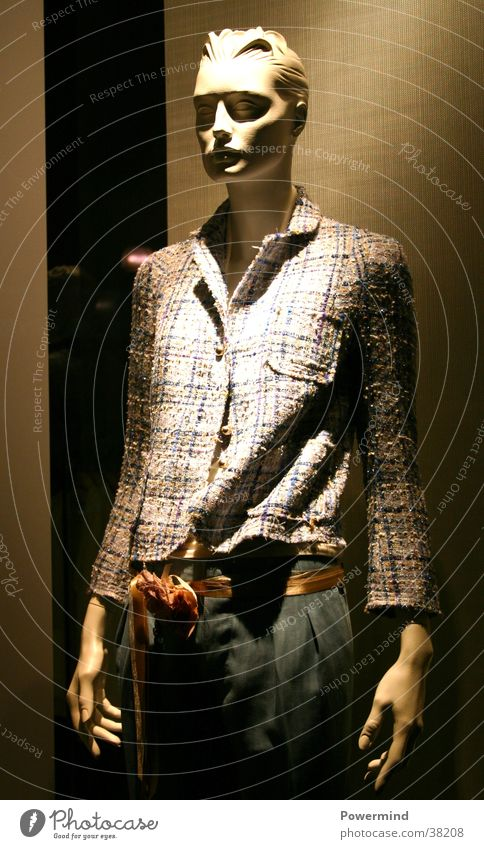 Window Clothing Mannequin Photographic technology