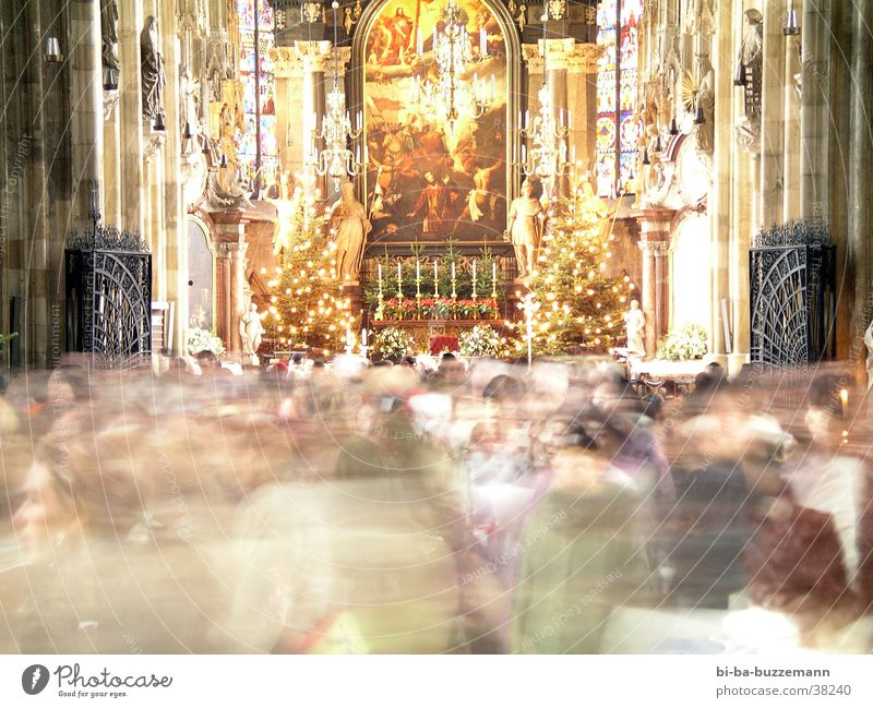 cathedral Altar Leisure and hobbies Dome Religion and faith Human being Movement Blur