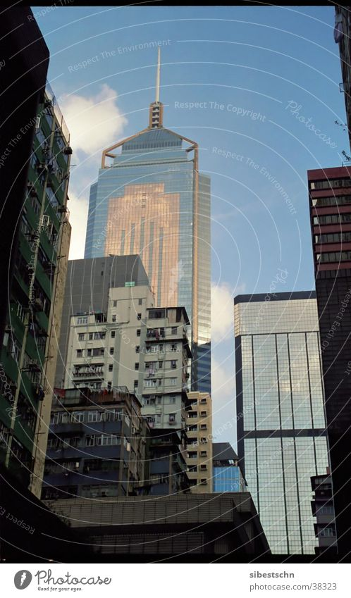 City House (Residential Structure) Success High-rise China Hongkong