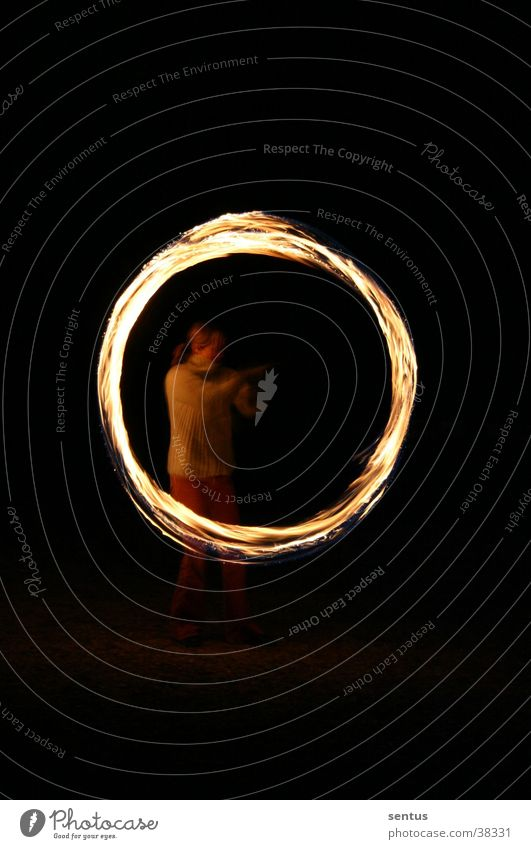 Ring of Fire Night Leisure and hobbies Blaze pois