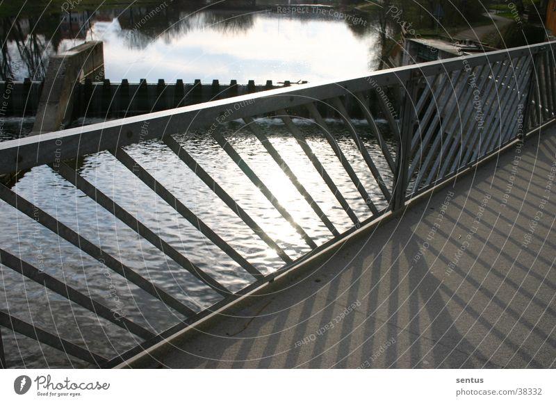 another bridge Sigmaringen Bridge Old town Retaining wall Danube