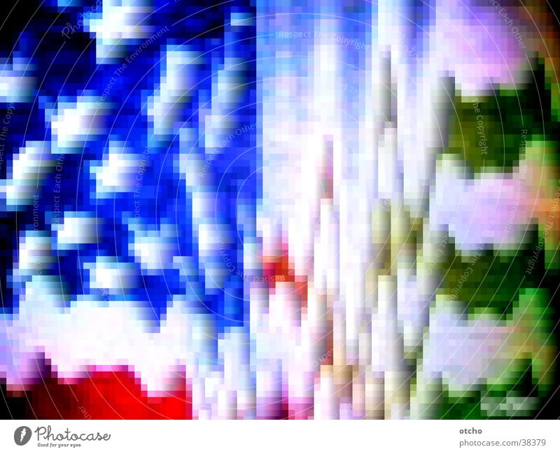 Stripe USA Flag Americas Obscure