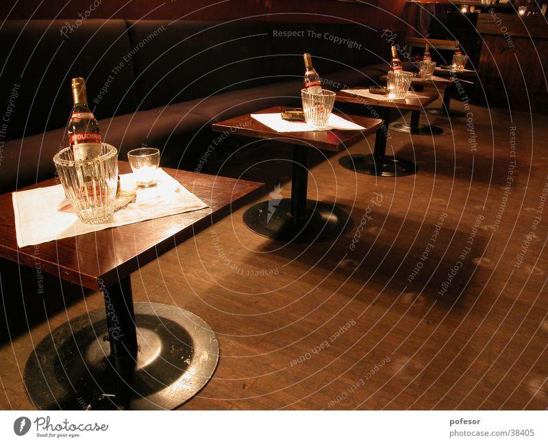 sit down and enjoy Vodka Table Bar Club Alcoholic drinks Stolichnaya Ice