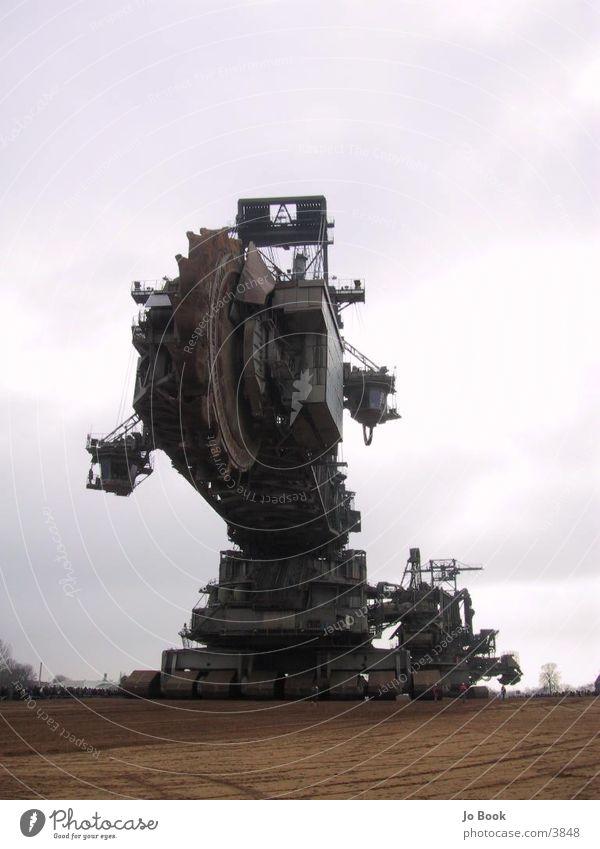 Large Technology Coal Excavator Transport Electrical equipment Lignite Soft coal dredger