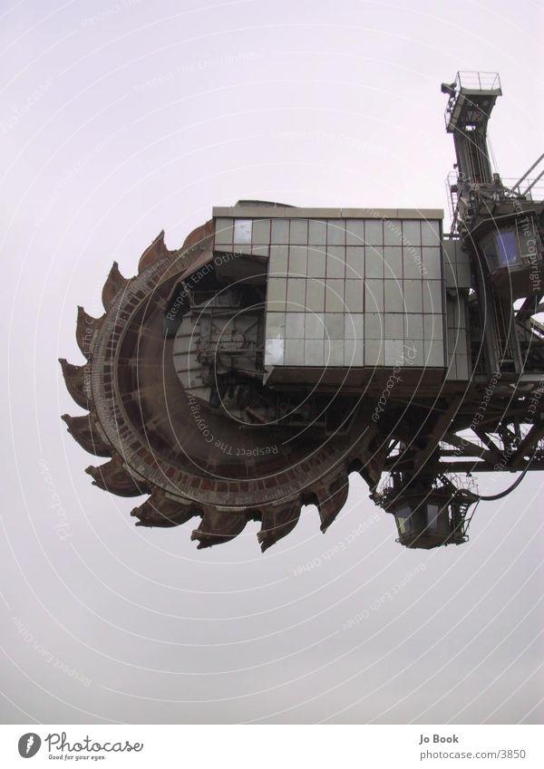 Large Technology Excavator Shovel Electrical equipment Lignite Soft coal dredger