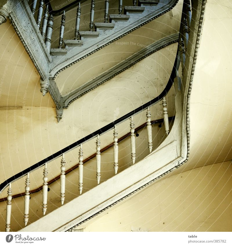 staircase Outskirts Old town House (Residential Structure) Manmade structures Building Architecture Apartment house Apartment Building Old building