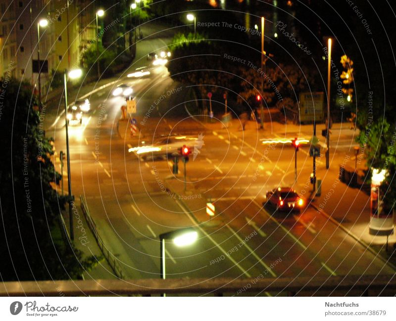 Car Transport Mixture Night journey