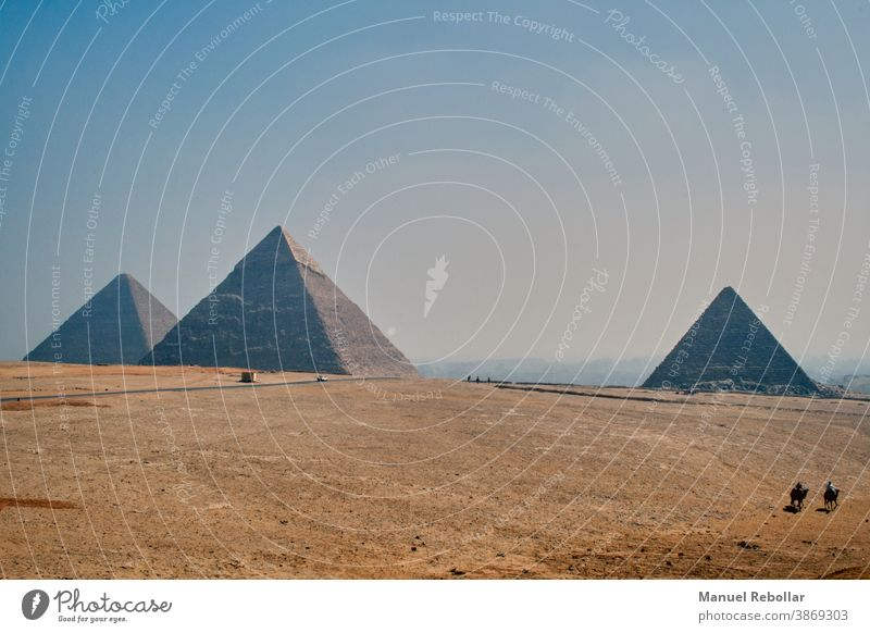 egypt pyramids photography desert giza ancient cairo egyptian travel landscape old monument tourism sky architecture history stone famous tomb landmark great