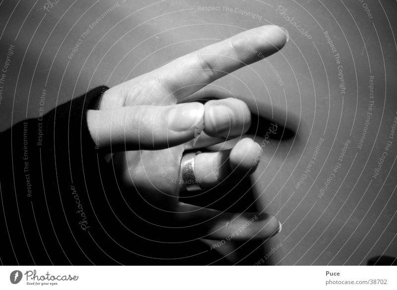 hand Hand Fingers Fingernail Thumb Woman